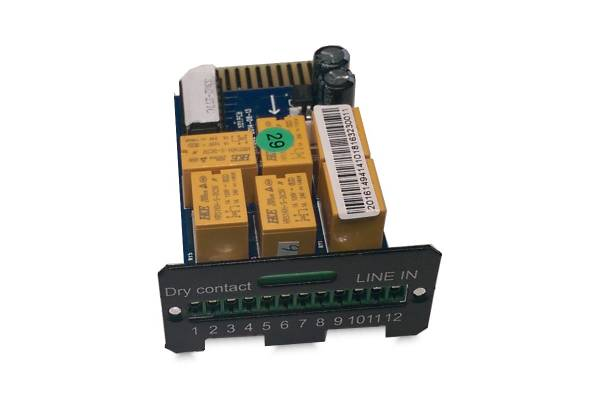 Relay (AS400) Card